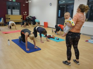 Classes for Mums