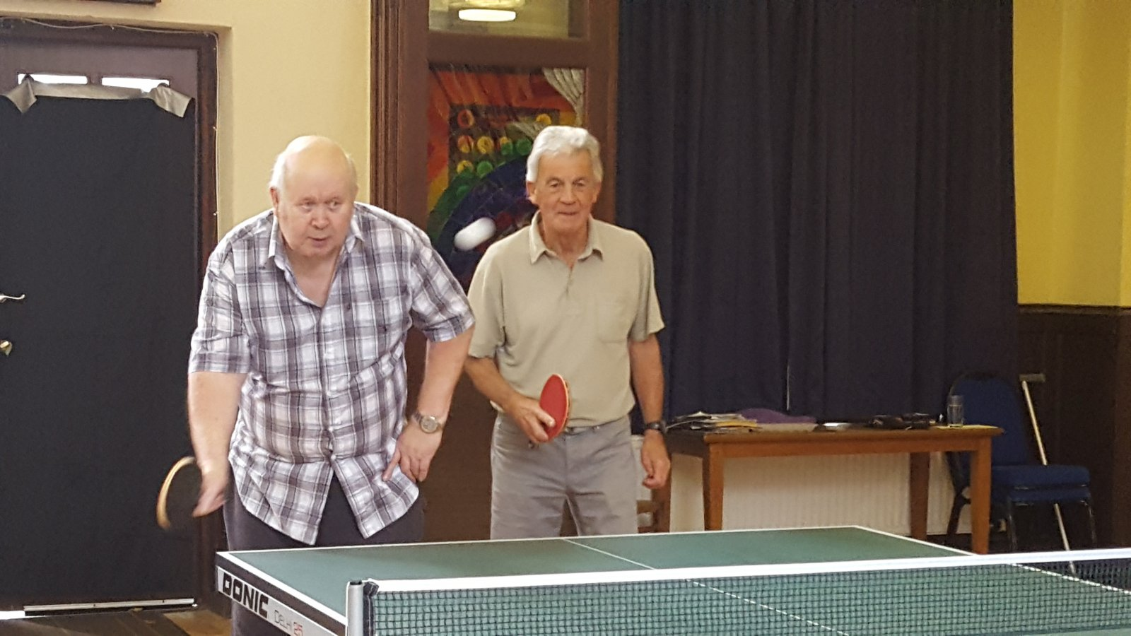 Temple Cowley Table Tennis