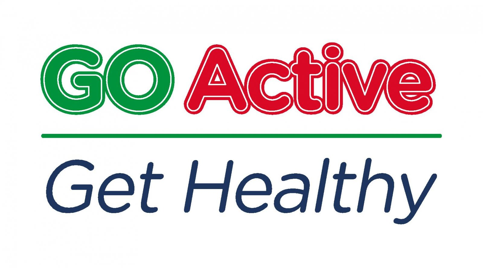 Go Active Get Healthy, Diabetes Programme logo